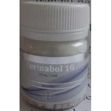 Turinabol Туринабол 10 мг 100 таблеток, Bayer AG в Семее, Семипалатинске