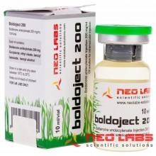 Boldoject Болдоджект 200 мг/мл 10 мл, Neo Labs