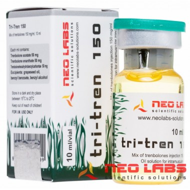 Tri-tren 150 мг/мл, 10 мл, Neo Labs в Семее, Семипалатинске