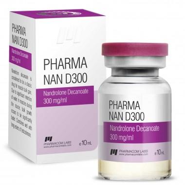 PHARMANAN D 300 мг/мл, 10 мл, Pharmacom LABS в Семее, Семипалатинске
