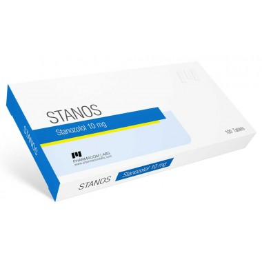 STANOS 10 мг, 100 таблеток, Pharmacom LABS в Семее, Семипалатинске