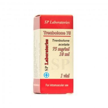 Thenbolone Acetate Тренболон Ацетат 75 мг/мл, 10 мл, SP Laboratories в Семее, Семипалатинске