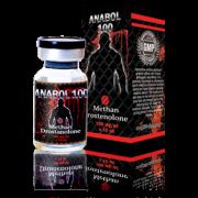ANABOL 100 Инъекционный Метан Метандростенолон 100 мг/мл 10 мл, UFC PHARM