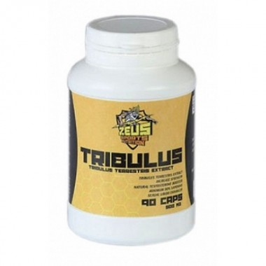 Tribulus Трибулус 90% сапонинов 500 мг, 90 капсул, Zeus Nutrition в Семее, Семипалатинске