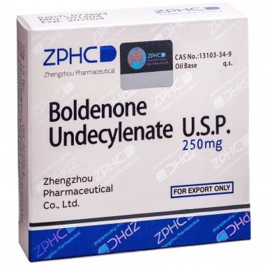 Boldenone Undecylenate Болденон Ундесиленат 250 мг/мл, 10 ампул, ZPHC в Семее, Семипалатинске