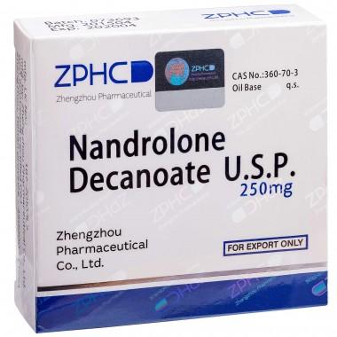 Nandrolone Decanoate Нандролон Деканоат 250 мг, 10 ампул, ZPHC в Семее, Семипалатинске