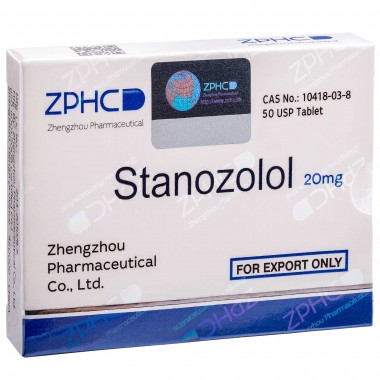 Stanozolol Станозолол оральный 20 мг, 50 таблеток, ZPHC в Семее, Семипалатинске