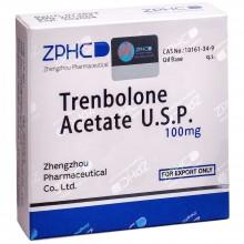 Trenbolone Acetate 100 мг, 10 ампул, ZPHC
